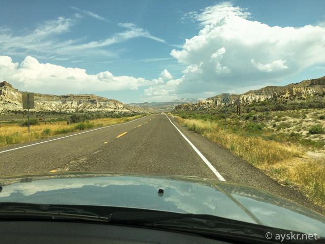 Scenic Byway12, Utah